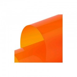 FILM VINYL ADHESIF - ORANGE