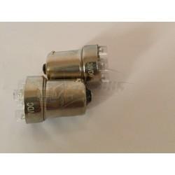 AMPOULE R5W - 5 LEDS - ROUGE