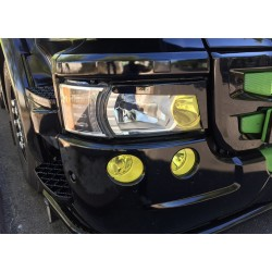 Paupières de phares Scania