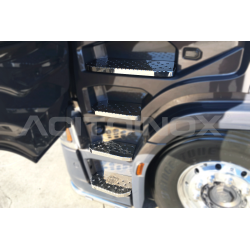 COUVRE MARCHES PIEDS INOX SCANIA S