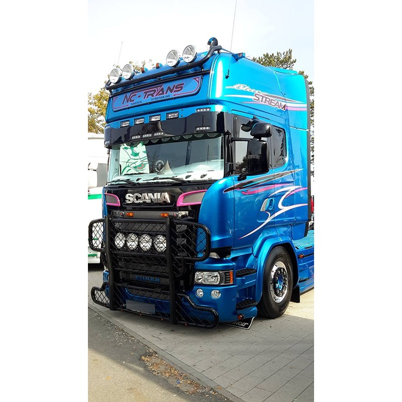 Visiere polyester Scania