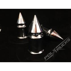 CACHE ECROU SPIKE 2 PLASTIQUE 33mm