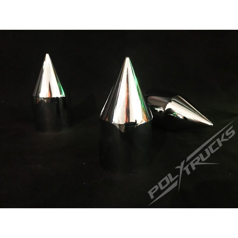 CACHE ECROU SPIKE 4 PLASTIQUE 33mm