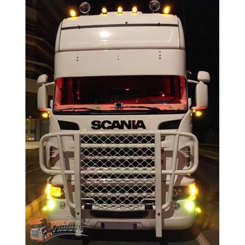 Visiere Scania R 410mm Lisse