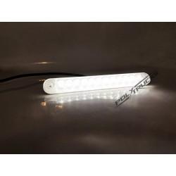 FEU DE GABARIT - BANDE - 12 LEDS - BLANC