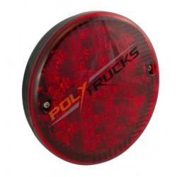 FEU ARRIERE LED-12/24V-ANTI-BROUILLARD-ROND