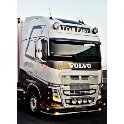 Spoiler polyester Volvo FH4
