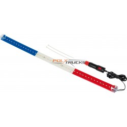 BARRE 42 LEDS - 60CM - 24V - FRANCE