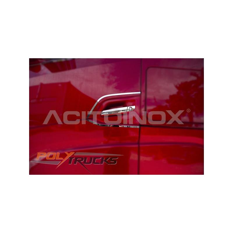 HABILLAGES DE POIGNEE DE PORTE INOX - IVECO S-WAY