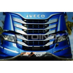 HABILLAGES DE CALANDRE INOX - IVECO S-WAY