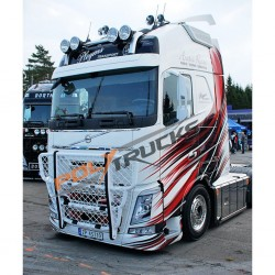 TRUX PARE BUFFLE VOLVO FH4 - OFF ROAD