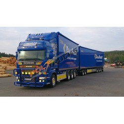 TRUX SCANIA STREAMLINE PARE BUFFLE - HIGHWAY