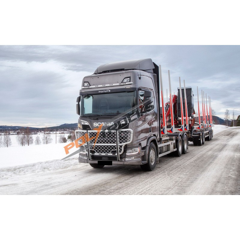TRUX SCANIA NTG PARE BUFFLE - OFF ROAD