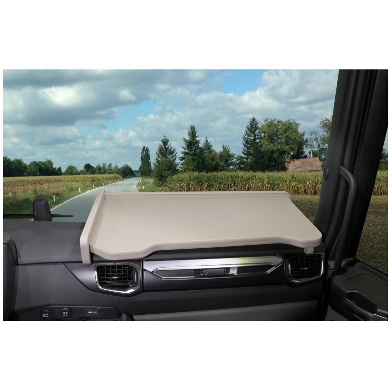TABLETTE PASSAGERE SCANIA NEW GENERATION - BEIGE