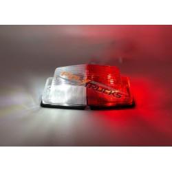 PACK DOUBLE AMPOULE BLANC ROUGE + AMPOULE LED