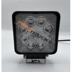 FEU DE TRAVAIL LED - 27W- 10/32V - FLOOD