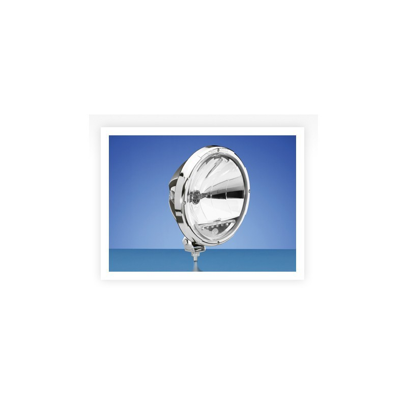 PHARE LONGUE PORTEE HELLA RALLY 3003 LEDS CHROME BLANC