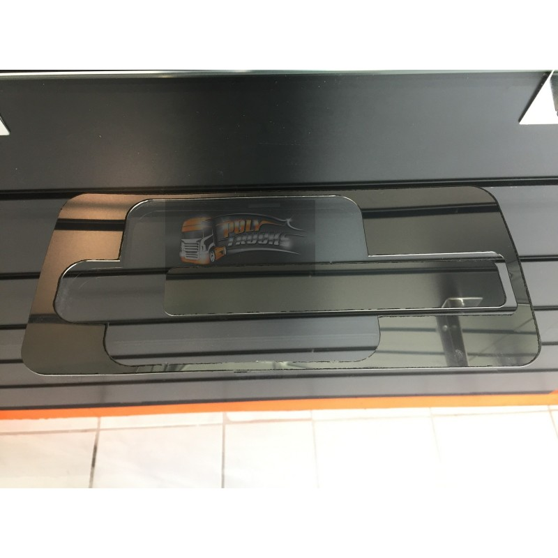 HABILLAGE INOX POIGNEES DE PORTES MERCEDES ACTROS MP2 & MP3