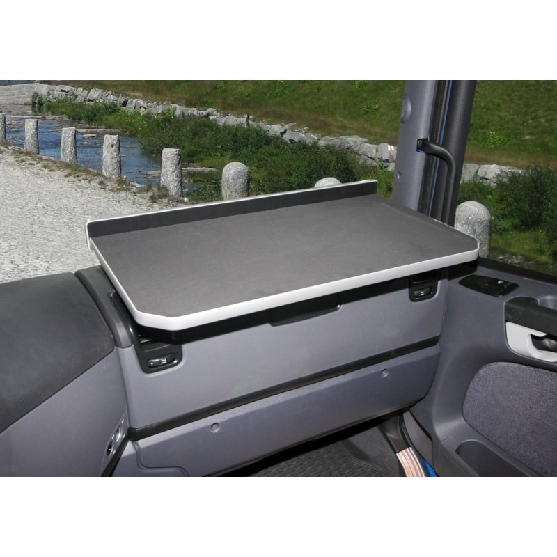TABLETTE PASSAGER SCANIA R2 - NOIRE