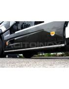 Rampes sous carénage Renault Trucks T