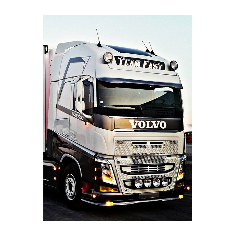 visi re volvo fh4 430mm lisse polytrucks. Black Bedroom Furniture Sets. Home Design Ideas