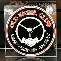 OLD SCHOOL CLUB - MINI-ENSEIGNE LUMINEUSE