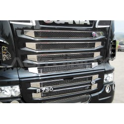 HABILLAGE DE CALANDRE SCANIA NEW R, STREAMLINE