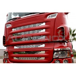 "HABILLAGE DE CALANDRE ""TIGER MASK"" SCANIA R"