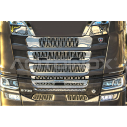"HABILLAGE DE CALANDRE ""VIKING"" SCANIA S"