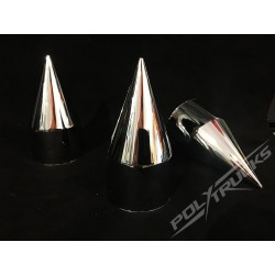 CACHE ECROU SPIKE 1 PLASTIQUE 33mm
