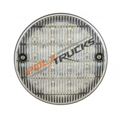 FEU 3 POSITIONS ARRIERE-LED-12/24V-ROND
