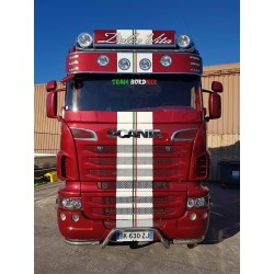 Pare Perroquet Polyester Scania