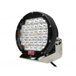 Phare LED - longue portée -Ultra puissant - 185W - 37 leds - 230mm ( FLOOD )