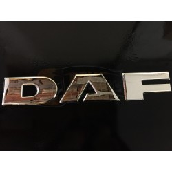 LOGO INOX DAF XF106