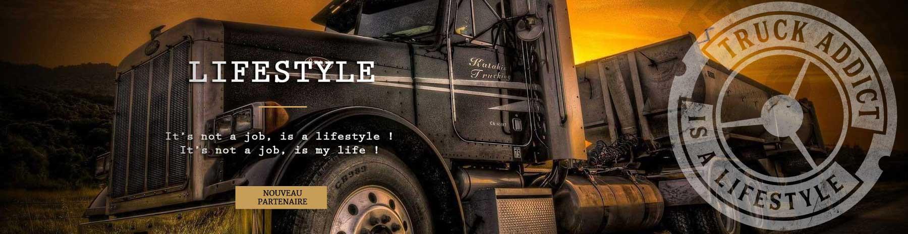 Nouveau partenaire Truck Addict